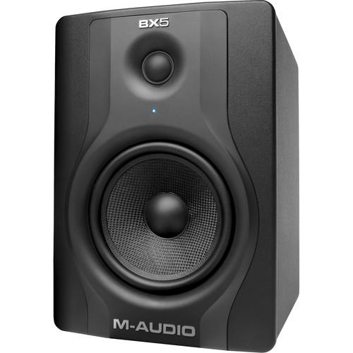 "M-Audio BX5 Carbon 5"" 2-Way 70W Active Studio Monitor (Black / Single) $74.95 @ B&H Photo w/ Free Shipping"