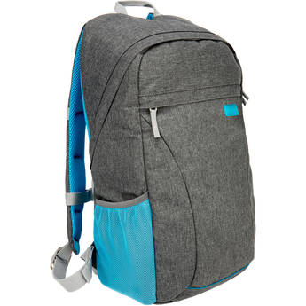 Ruggard Compact DSLR Backpack (Gray and Blue) 17.95 @ B&H Photo w/ Free Shipping