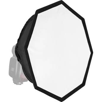 """Vello Octa Softbox for Portable Flash (Large, 12"""")  $14.95 @ B&H Photo w/ Free Shipping"""