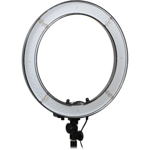 """Smith-Victor  LED Ring Light (19"""") @ B&H Photo w/ Free Shipping $114.99"""