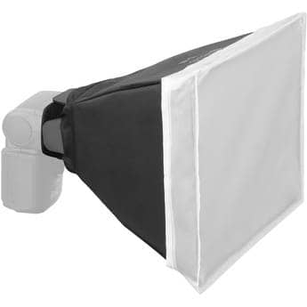 "Vello FlexFrame Softbox for Portable Flash (8 x 12"") $19.95 @ B&H Photo w/ Free Shipping"