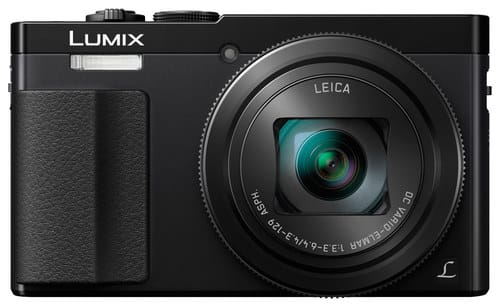 Panasonic - LUMIX DMC-ZS50 12.1-Megapixel Digital Camera - Black $229 @ B&H Photo w/ Free Shipping