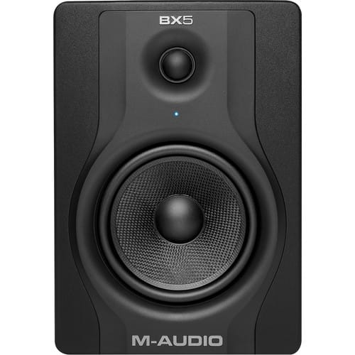 "M-Audio BX5 Carbon 5"" 2-Way 70W Active Studio Monitor (Single) $74.95 @ B&H Photo w/ Free Shipping"