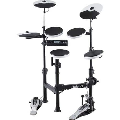 Roland TD-4KP V-Drums Portable Electronic Drum Kit $399.99 @ B&H Photo w/ Free Shipping