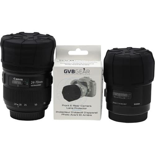 GVB Gear Front and Rear Professional Lens Protectors $14.99 @ B&H Photo w/ Free Shipping