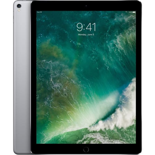 """Apple 12.9"""" iPad Pro (Mid 2017, 512GB, Wi-Fi Only, Space Gray or Silver) w/ Free Screen Protector $749 @ B&H Photo w/ Free Shipping"""