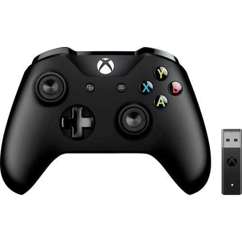 Microsoft Xbox Controller + Wireless Adapter for Windows 10 $44.99 @ B&H Photo w/ Free Shipping