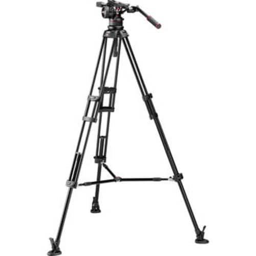 Manfrotto Nitrotech N12 & 545B Dual-Leg Tripod System with Half Ball Adapter & Bag  $599.88 @ B&H Photo w/ Free Shipping