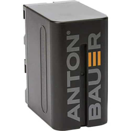 Anton Bauer NP-F976 7.2V, 6600mAh L-Series Li-Ion Battery (47Wh) $39.99 @ B&H Photo w/ Free Shipping