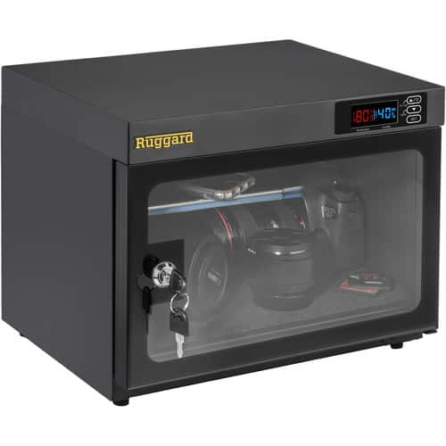 Ruggard Electronic Dry Cabinet (18L) $69 95 @ B&H Photo w
