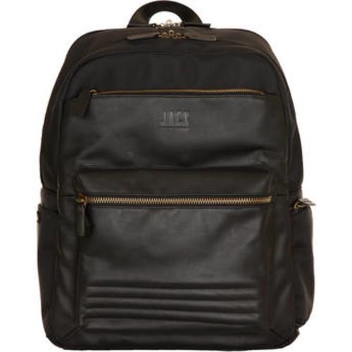 11f4b767443 Jill-E Designs JACK Smart Laptop Backpack (Black) $49.99 @ B&H Photo w/  Free Shipping