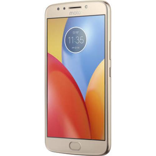 Moto E Plus (4th Gen.) XT1775 32GB Smartphone (Unlocked, Fine Gold) w/ Free SIM Kit $99.99 @ B&H Photo w/ Free Shipping