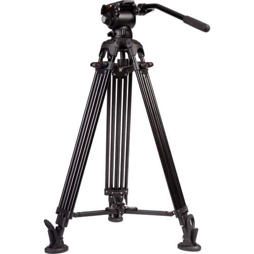 E-Image 2-Stage Aluminum Tripod with GH03 Head $159 or w/ Dolly $219 @ B&H Photo w/ Free Shipping