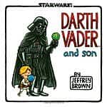 Darth Vader and Son & Vader's Little Princess Hardcover Books $7.38
