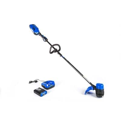 Kobalt 40-Volt Max 13-in Straight Cordless String Trimmer with Edger Capable (1-Battery Included) - $51.60