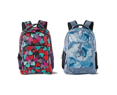 Backpacks for School and college @ ALDI $7.99