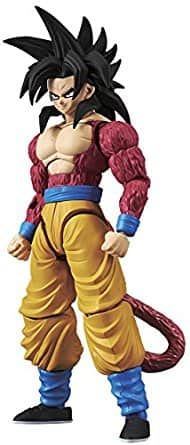 Super Saiyan 4 Son Goku Dragon Ball GT Action Figure $26.00 +FREE Shipping