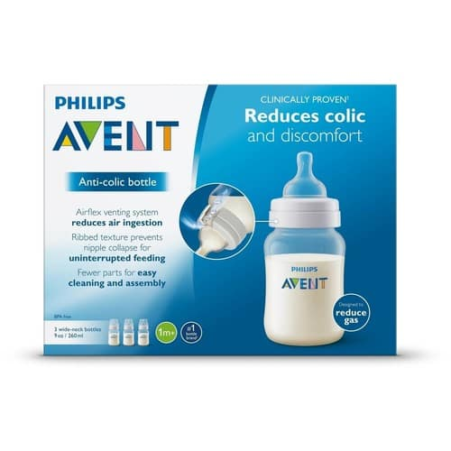 Anti-Colic Baby Bottle $9.54