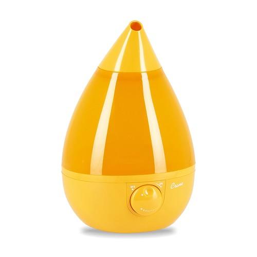 Crane Drop Ultrasonic Cool Mist Humidifier - Orange  $44.99 + free Shipping