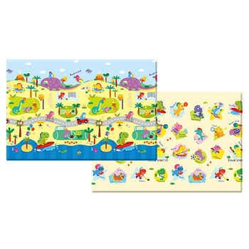 Baby Care Kid S Cushion Double Sided Play Mat 49 99