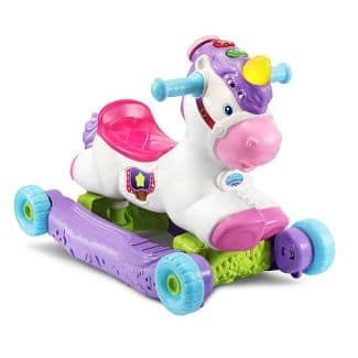 VTech Prance and Rock Learning Unicorn for $27.99