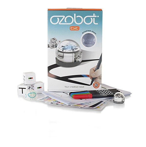 Ozobot Bit Starter Pack - White -$44.98 + Free Shipping