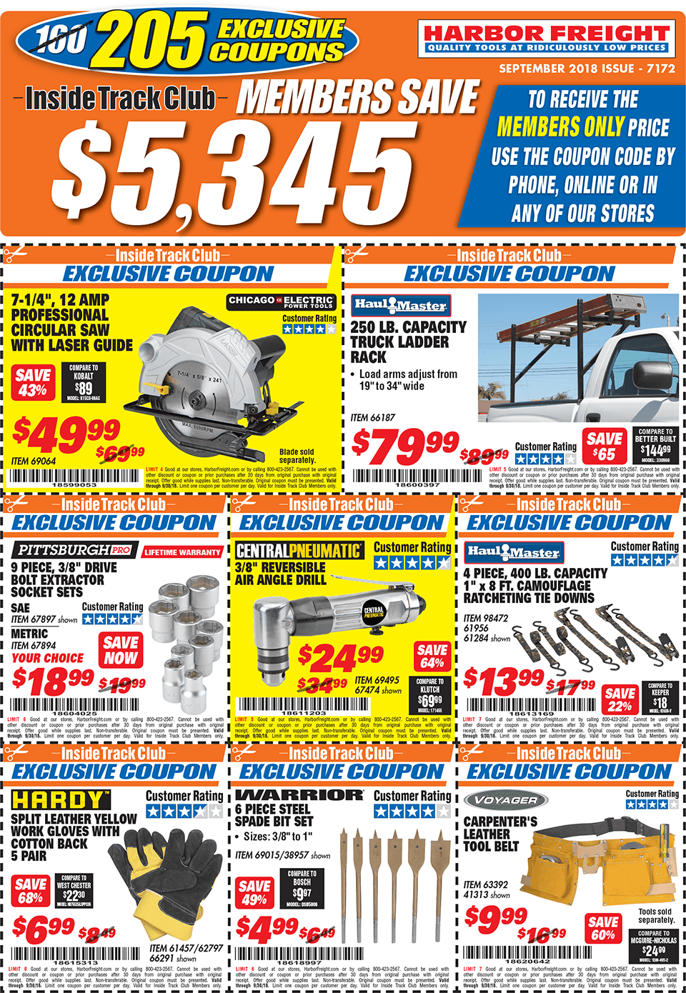 Harbor Freight Coupon Thread - Page 802 - Slickdeals net