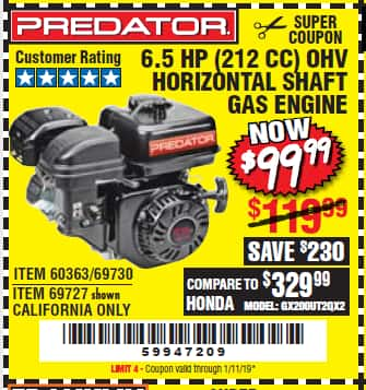 Harbor Freight Coupon Thread - Page 806 - Slickdeals net