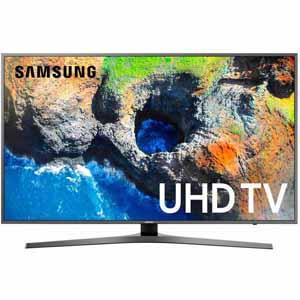 "Samsung Class 55"" MU7000 Series 4K UHD HDR TV for $599"