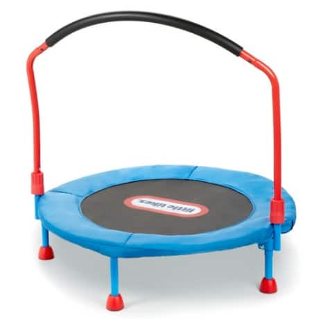 Little Tikes 3ft Trampoline as low as $22 with Cartwheel app @ Target B&M - Today Only YMMV