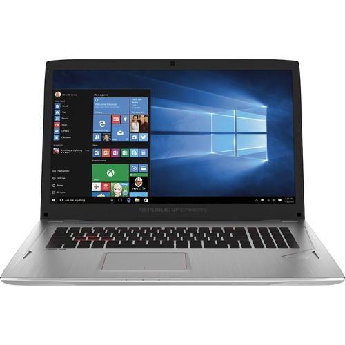 "Asus - ROG Strix GL702VS 17.3"" Laptop - Intel Core i7 - 12GB Memory - NVIDIA GeForce GTX 1070 - 1TB Hard Drive - Armor titanium $1237.98"