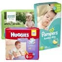 Diapers.com Deal: Huggies Snug and Dry Diapers size 3, ct222 for 33 (existing customers), 28(new customes) FS