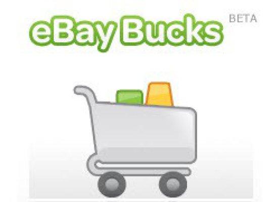 eBay is offering 20% eBay bucks on fashion &10% on all other, YMMV