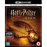 Harry Potter - Complete 8-Film Collection 4K UHD +Blu-ray 2017 Region Free Amazon Uk £69.74 $97.35