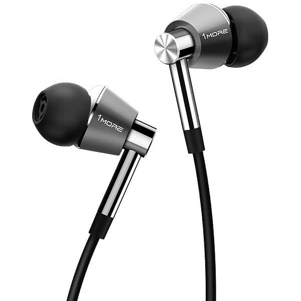1MORE Triple Driver In-Ear Headphones (Amazon.com) + Free Same Day Delivery $71.47