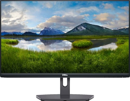 """Dell - S2421NX 24"""" IPS LED FHD - AMD FreeSync - VESA - Monitor (HDMI) $139.99 @ Best Buy (Combo discount for Keyboard+mouse bundle)"""