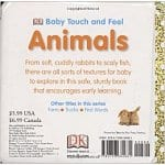 Animals (Baby Touch and Feel) Board book $3.45, Touch and Feel: Farm (Touch & Feel) Board book $4.00 @ Amazon
