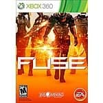 FUSE - Xbox 360 $8.99 or $7.19 with GCU @ Best buy