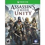 Assassin's Creed: Unity (XBOX One) Used for $9.99 + Free shipping