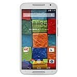 Motorola Moto X (2nd generation) - GSM - Unlocked - White/Bamboo. New $299.99 + Free shipping (amazon)
