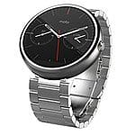 Motorola Moto 360 - Light Metal, 23mm, Smart Watch. $149.99 + Free shipping (Amazon)