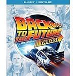 Back to the Future 30th Anniversary Trilogy (Blu-ray + DIGITAL HD) $29.86 + Free shipping w/Prime (Pre-order)