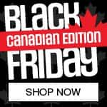 Sears Canada Black Friday Edition Sale: Up to 50% Off popular products (Only at Sears Canada)