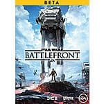 STAR WARS™ Battlefront™ Beta (PC Digital Download) For FREE via Origin (EA login Required) And for XBOX One and PS4