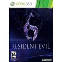 Amazon Deal: Resident Evil 6 (Xbox 360) $7.99 + Free Shipping w/Prime