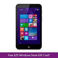 eBay Deal: HP Stream 7 Tablet 32GB Signature Edition + $25 Windows Store Gift Card. $79.00 + Free shipping (eBay Daily Deal)