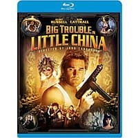 Amazon Deal: Blu-ray Movies Under $5: Big Trouble in Little China, Dodgeball, Old School and Blu-ray 3D movies From $7.50: Men in Black 3, Monster House, Hotel Transylvania, The Smurfs @ Amazon