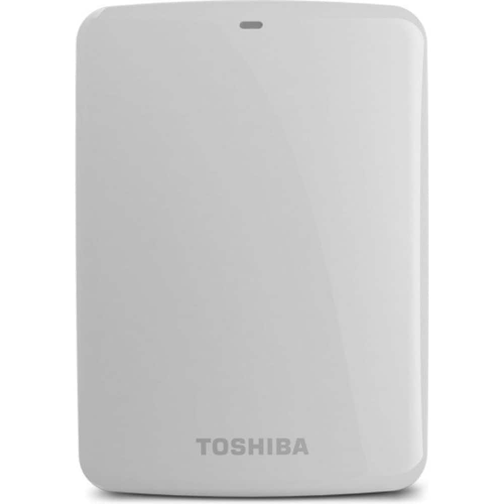 Toshiba Canvio Connect 2TB Portable Hard Drive. $69.99 + Free shipping (eBay Daily Deal)