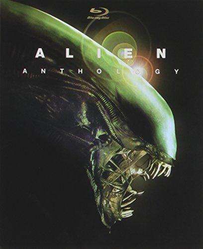 Alien Anthology (Alien / Aliens / Alien 3 / Alien: Resurrection) [Blu-ray] $20 Shipped