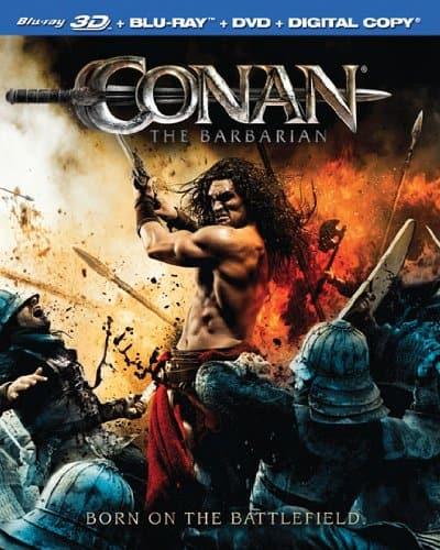 Blu-Ray 3D Movies: Conan the Barbarian $5, I, Frankenstein $6 + Free Shipping from Amazon